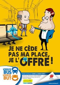 Une campagne de 2014 à Amiens.